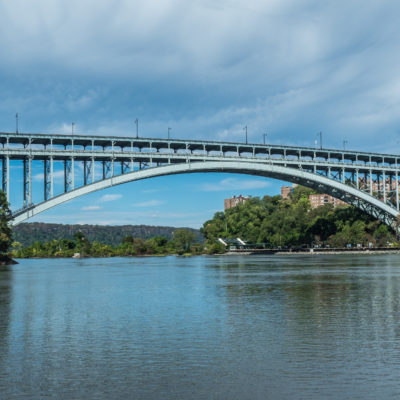 Henry Hudson Bridge Roadway Rehabilitation Reaches A Major Milestone
