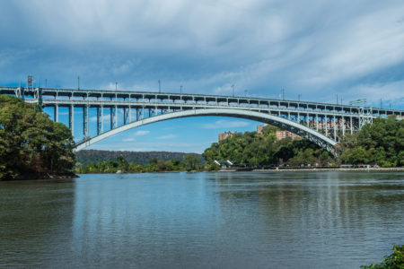 Henry Hudson Bridge Roadway Rehabilitation Reaches A Major Milestone