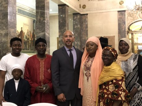 BP Diaz Hosts Annual Ramadan Iftar Celebration