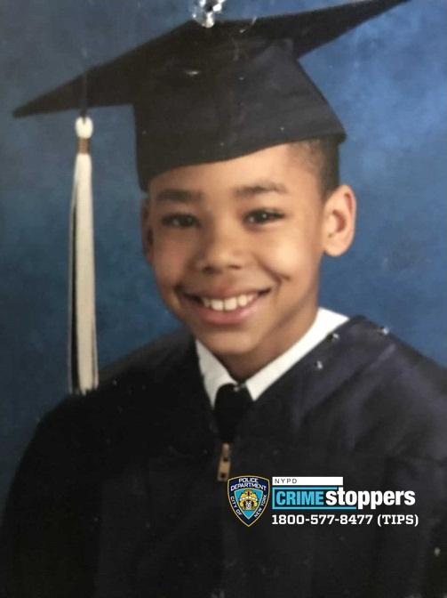 Jordan Dolberry, 12, Missing
