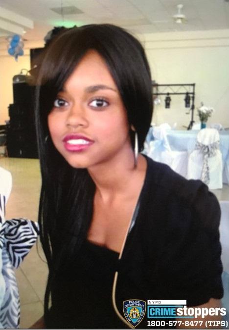 Kiana Williams, 20, Missing