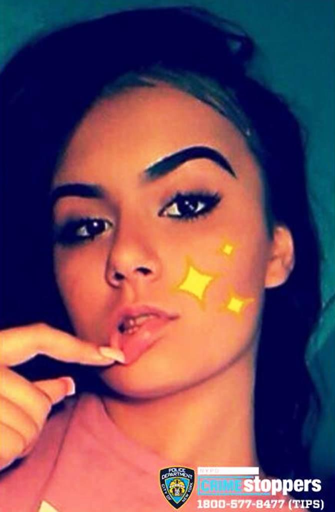 Luciana Ramos, 16, Missing
