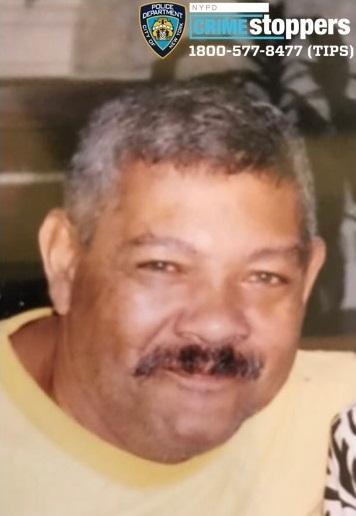 Luis Prado, 69, Missing