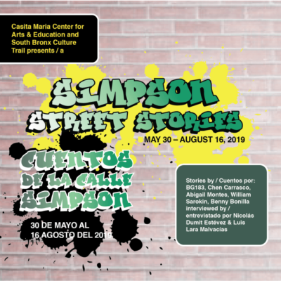 Simpson Street Stories