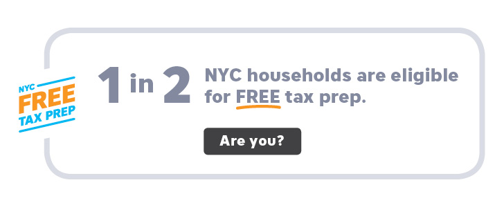 File Your Taxes With NYC Free Tax Prep