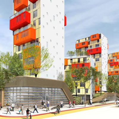 12,500 Units Of Affordable Housing