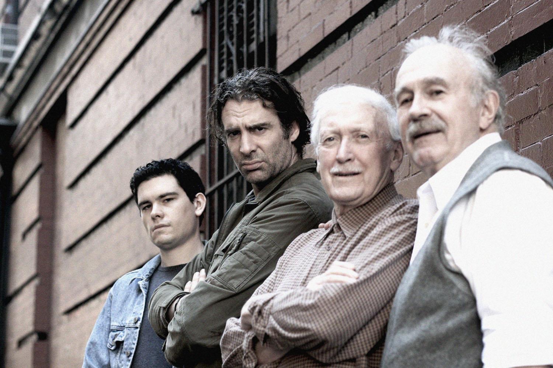 Paul Nugent, Aidan Redmond, Vincent Dowling, Christopher Joseph Jones.
