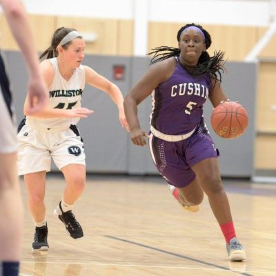 Ally Davis Of Bronx Starrs At Cushing Academy