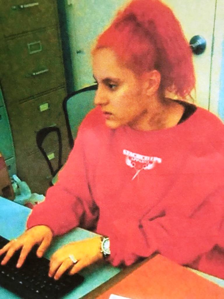 Alyson Ortiz, 22, Missing