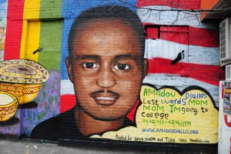 Bronx Mural Honoring Slain Amadou Diallo Is Restored