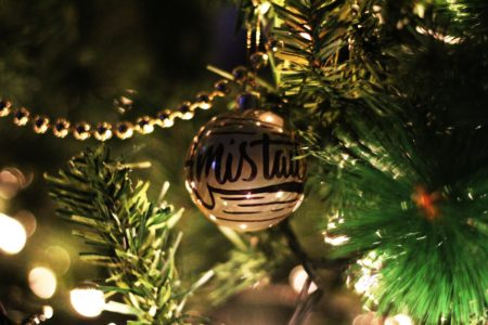 BP Diaz Hosts Christmas Tree Lighting