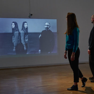 Opening Reception: Peter Campus: Video Ergo Sum
