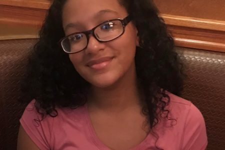 Angelica Ortiz, 14, Missing