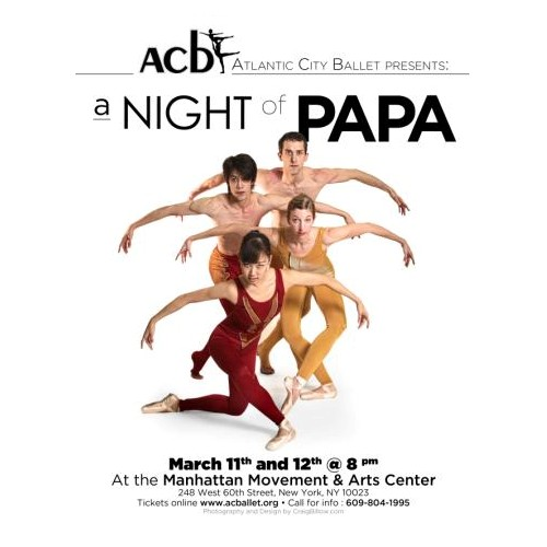 A Night Of Papa poster