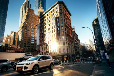 More New Yorkers Opting For A Personal Car
