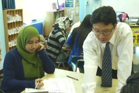 Bronx Math Teacher Wins Sloan Award