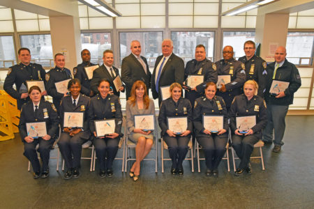 ASPCA Honors NYPD Officers & Assistant District Attorney At 3rd Annual Appreciation Luncheon