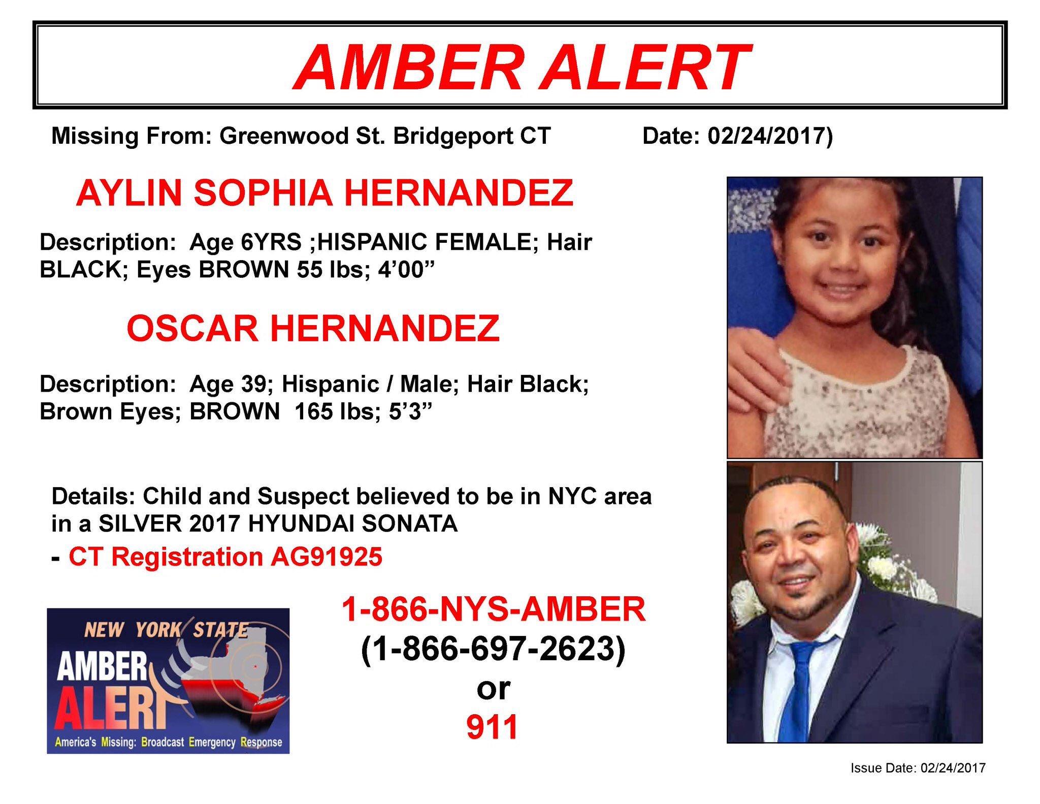 Amber Alert Aylin Sofia Hernandez The Bronx Daily Bronx Com