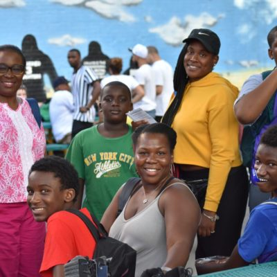 A.S.A.P Foundation Hosts Its First-Ever Back To School Drive For Youths In Harlem