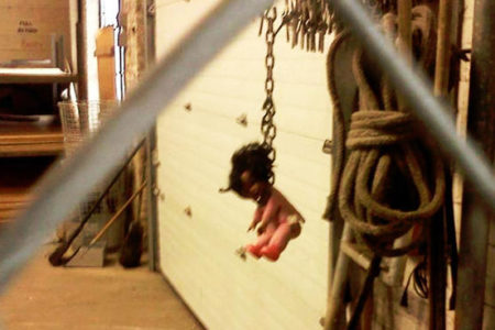 Black Doll Hung By Noose In Parks Department's Bronx Office