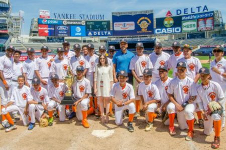 BP Diaz, AT&T & NY Yankees Host 6<sup>th</sup> Annual Borough President's Cup Little League Championship