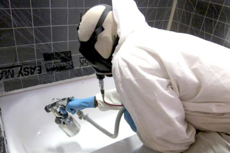 Bathtub Refinishers / Paint Sprayers Needed