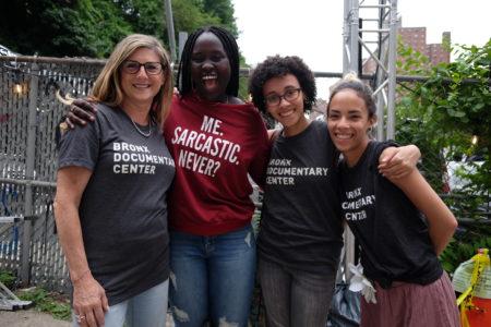 Bronx Documentary Center's Volunteer Open Call