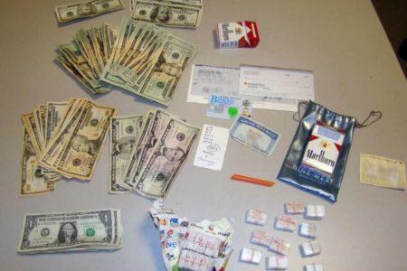 Bronxite Caught: 210 Bags Of Heroin