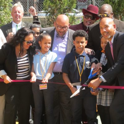 """Want To Understand Betty Rosa's Vision? Check Out The Bronx """"Community School"""" She Visited."""