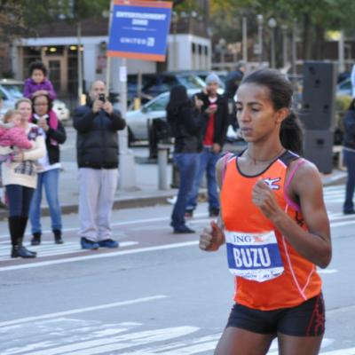 Bronx Resident Deba Seeks To Win NYC Marathon