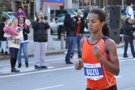 Bronx Resident Deba Seeks To Win NYC Marathon