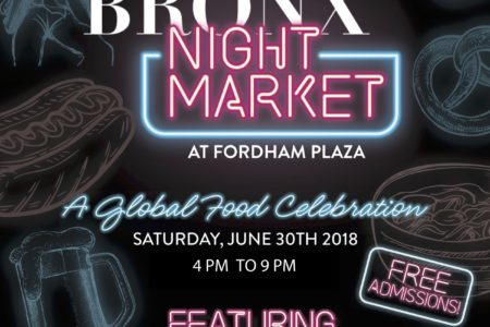 The First-Ever Bronx Night Market