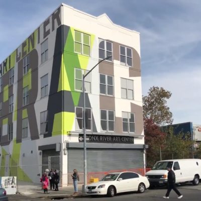 Newly Renovated Bronx River Arts Center Hosts Open House On May 17th