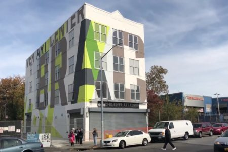 Newly Renovated Bronx River Arts Center Hosts Open House On May 17<sup>th</sup>