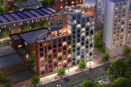 Bridgeline, One Of Bronx's Few Market-Rate New Developments