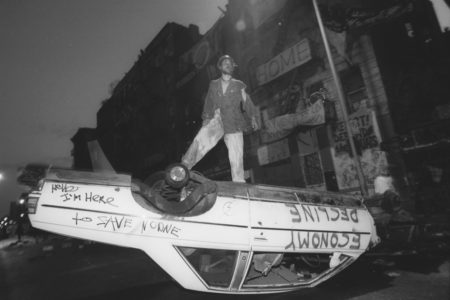 """Whose Streets? Our Streets!"": New York City, 1980-2000"