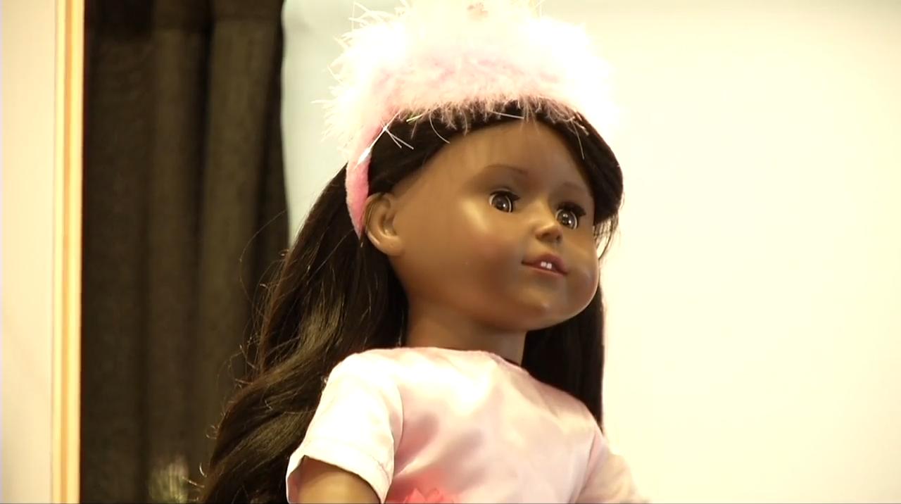 Bronx Doll Debuts At NYC Toy Fair