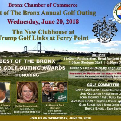 2018 Best Of The Bronx Annual Golf Outing & Awards Recognition