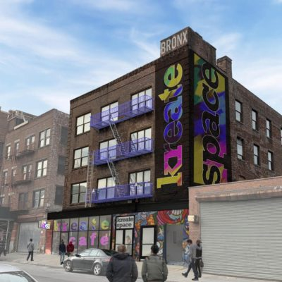 Public And Private Partners Help The Arts Flourish In Bronx