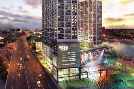 City Council Approves Bronx Point, A Mixed-Use Project On The Lower Concourse North Site