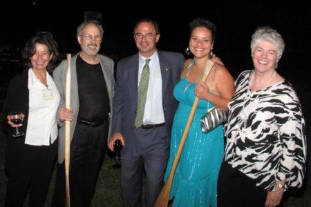 Bronx River Alliance Honors Editor & Artist