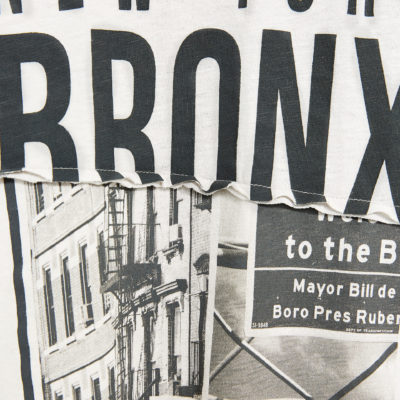 Fashion Company Zara Releases A Bronx-Themed T-Shirt