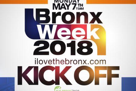BP Diaz Kicks Off Bronx Week 2018
