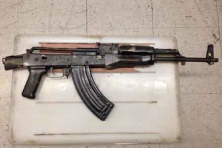 AK-47 Found In Bronx Apartment