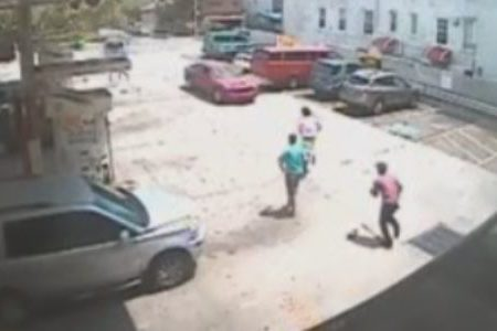 Police Seek Suspects In Bronx Assault Caught On Camera