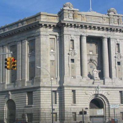 The Bronx Borough Courthouse