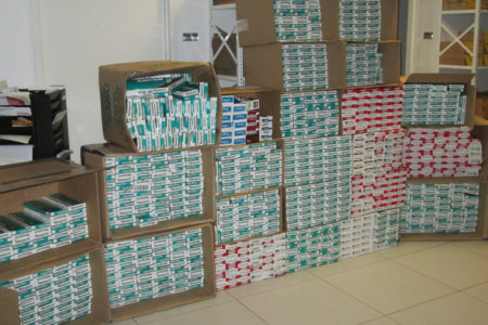 Queens Man Arrested For Selling Untaxed Cigarettes