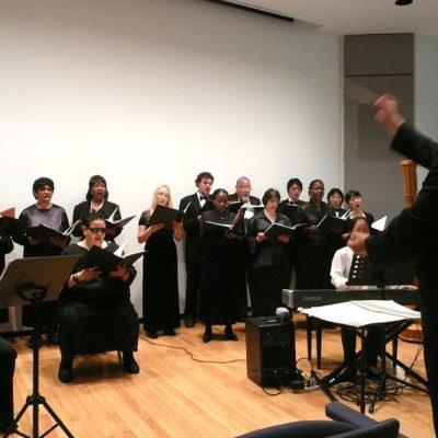 Bronx Concert Singers' Holiday Concert