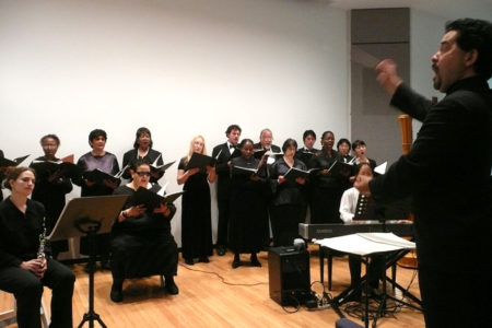 Bronx Concert Singers' Holiday Concert