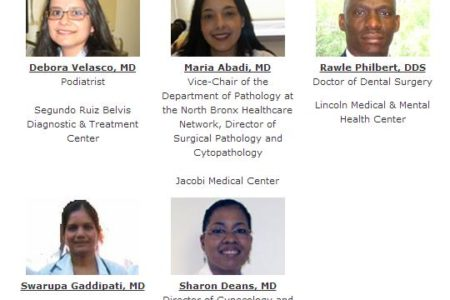 Six Bronx Doctors Receive Doctors' Day Awards